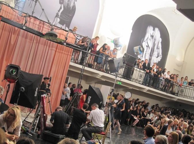 Défilé Jean-Paul Gaultier printemps été 2012