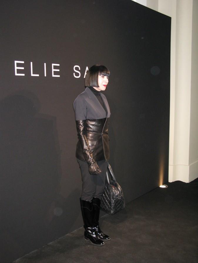 Défilé Elie Saab