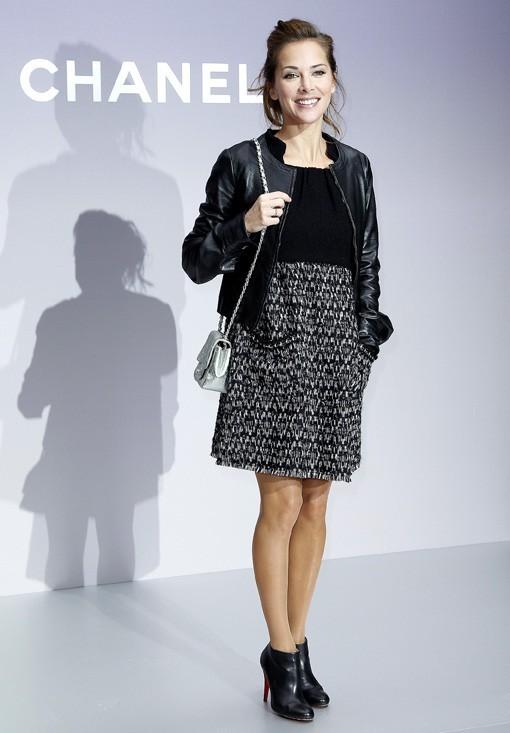 Mélissa Theuriau en Chanle pour Chanel !