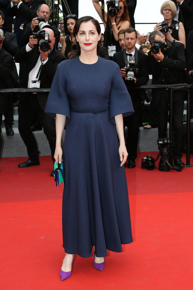 Amira Casar - Cannes, le 26 mai 2017