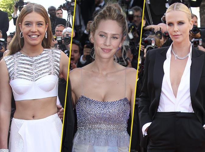 Cannes 2016 : Charlize Theron, Adèle Exarchopoulos, Dylan Penn montent les marches pour
