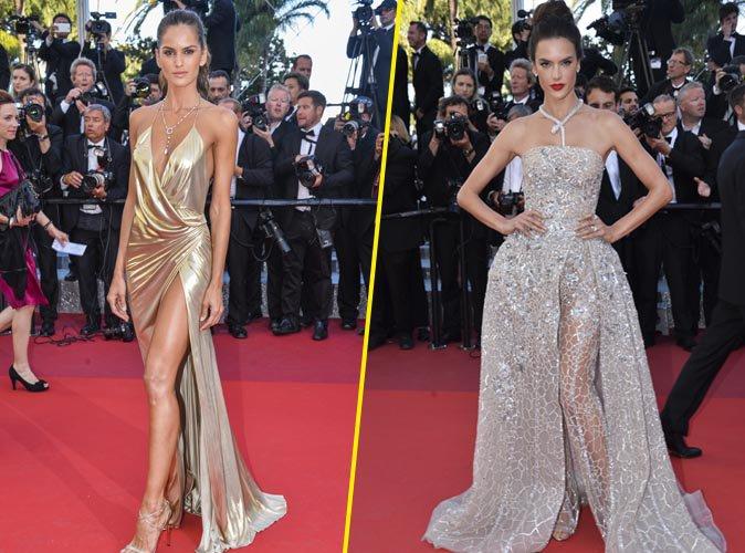 """Photos : Cannes 2016 : Izabel Goulart, Alessandra Ambrosio, des mannequins au top pour """"The Last Face"""""""