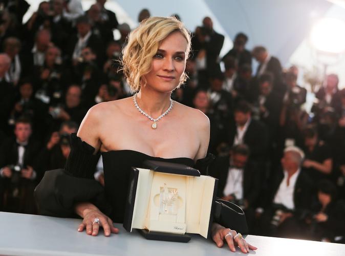 Cannes 2017 : Émue, Diane Kruger adresse un message aux victimes du terrorisme !