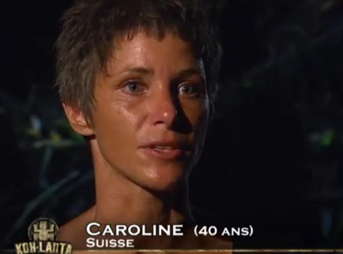 Koh Lanta 11 : Caroline éliminée chez les jaunes !