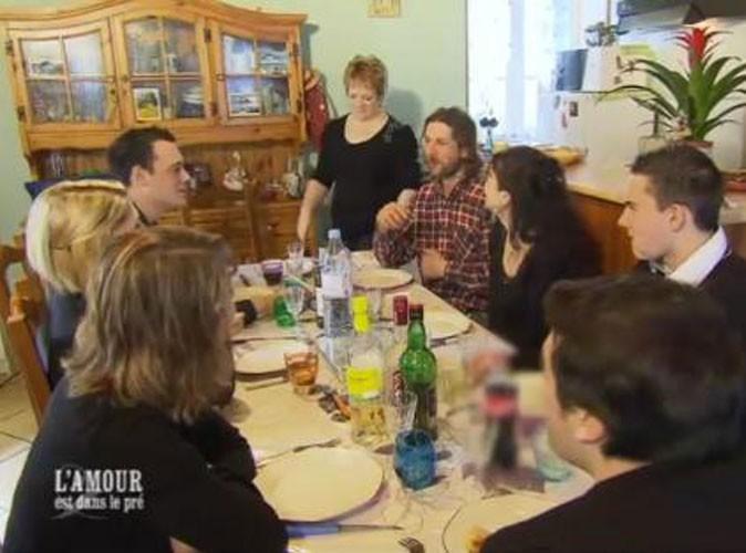 Photos : Fabien a rencontré la famille de Séverine