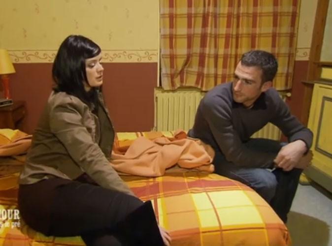 Photos : Matthieu et Mélissa parlent de sentiments...