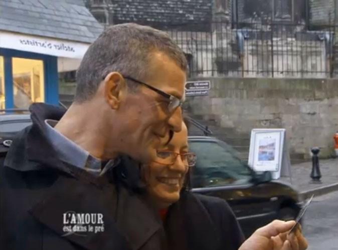 Photos : moment de complicité entre Jean-Claude et Maud