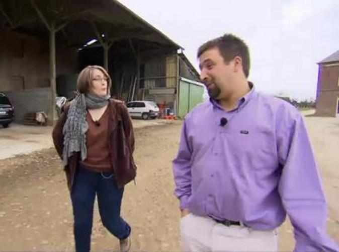 Photos : Sylvain accueille Valérie dans sa ferme