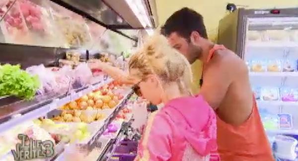 Beverly fait les courses !