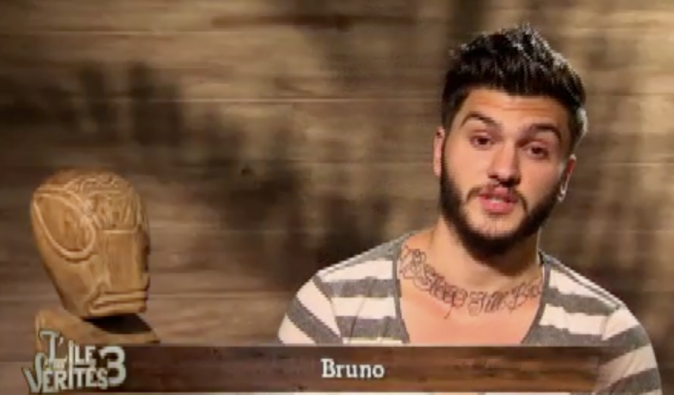 Bruno, l'ex de Beverly