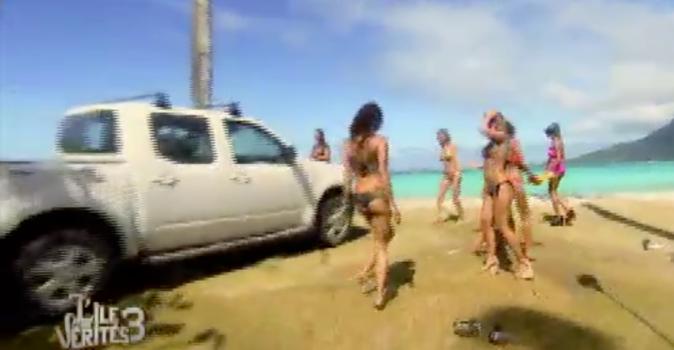 Le sexy car wash !