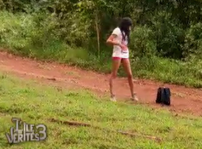 Astrid, peur du camping ?