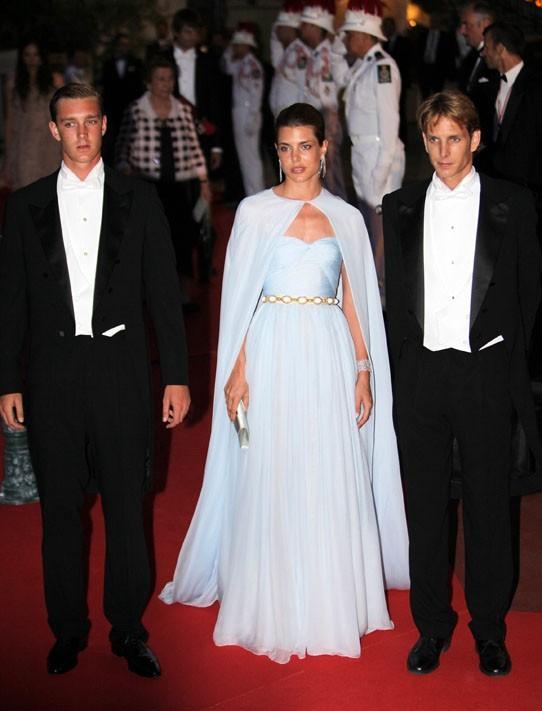 Sublime, au milieu de ses frères Pierre et Andréa