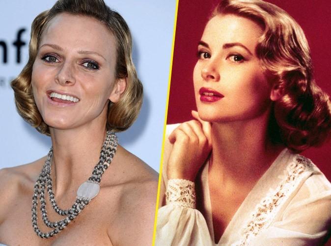 Photos : Charlene Wittstock chercherait-elle à ressembler à Grace Kelly ?