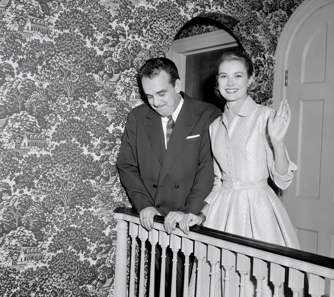 Photos : Grace Kelly n'était pas destinée à devenir Princesse