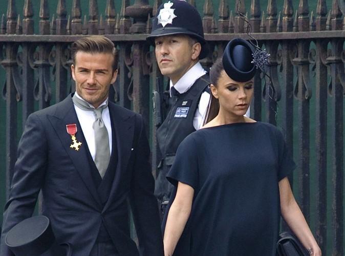 """Les impressions de Victoria et David Beckham sur le mariage royal : """"Catherine était merveilleusement élégante"""" !"""