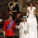Elle s'est parfaitement occupée de la robe de Kate !