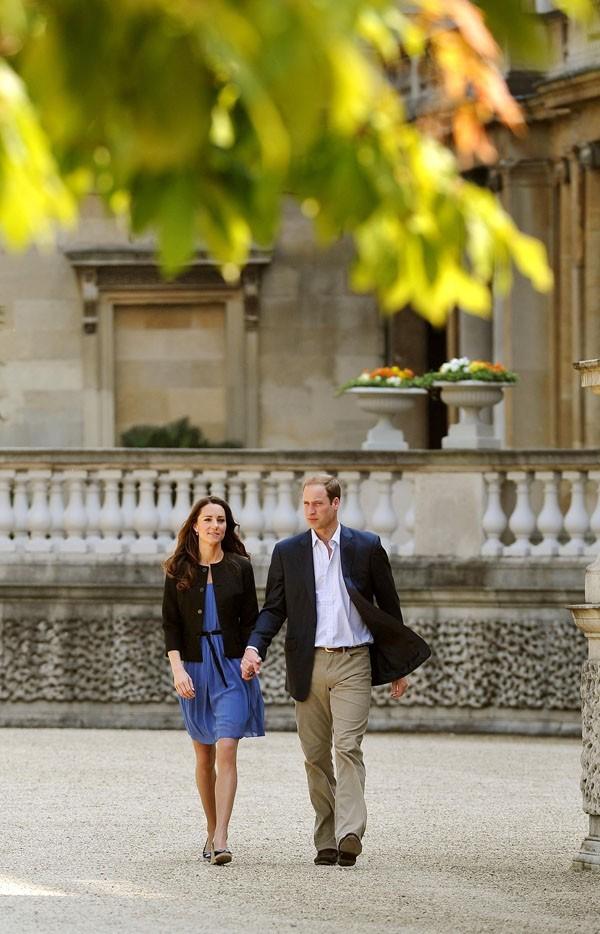 Les nouveaux romantiques de la Couronne Britannique !