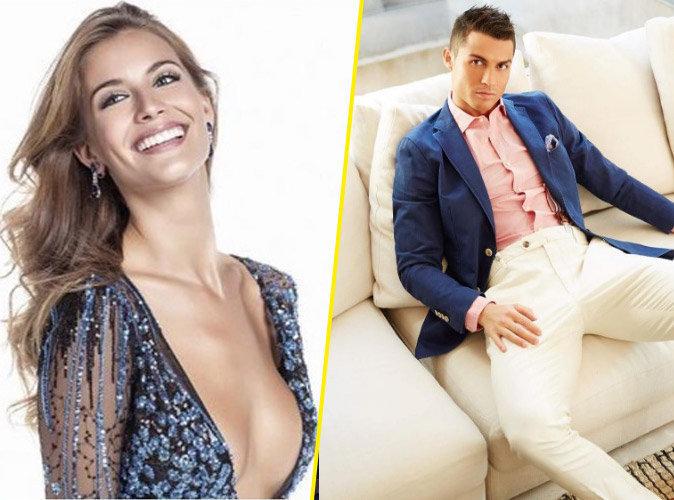 Cristiano Ronaldo en couple avec Miss Espagne ?