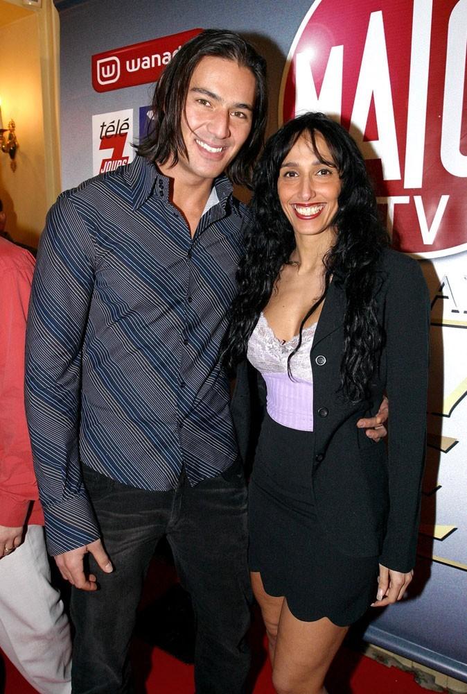 Photos : Brandon et Diana, en 2002