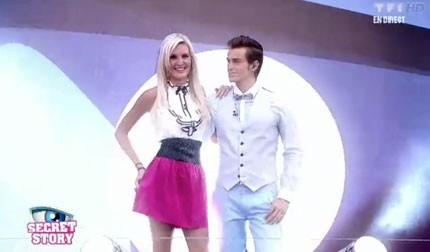 Barbie et Ken entrent dans la Maison des Secrets