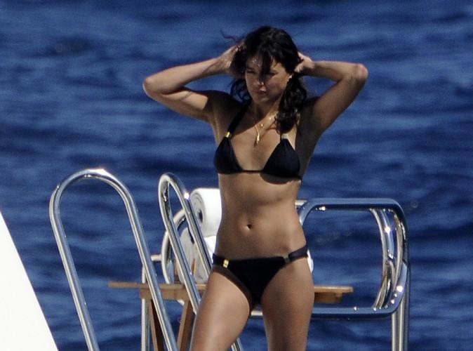 Michelle Rodriguez : alerte aux abdos en b�ton !