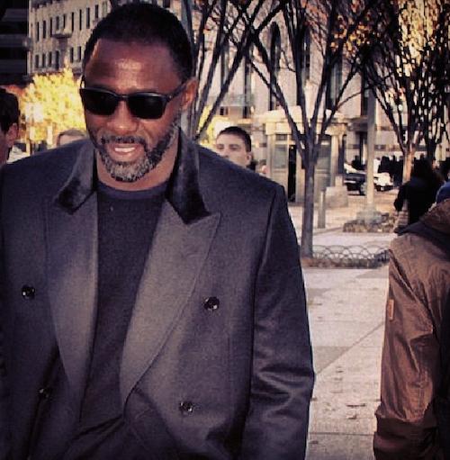 Photos : Public Man Crush : Idris Elba, le premier homme à poser en Une de Maxim !