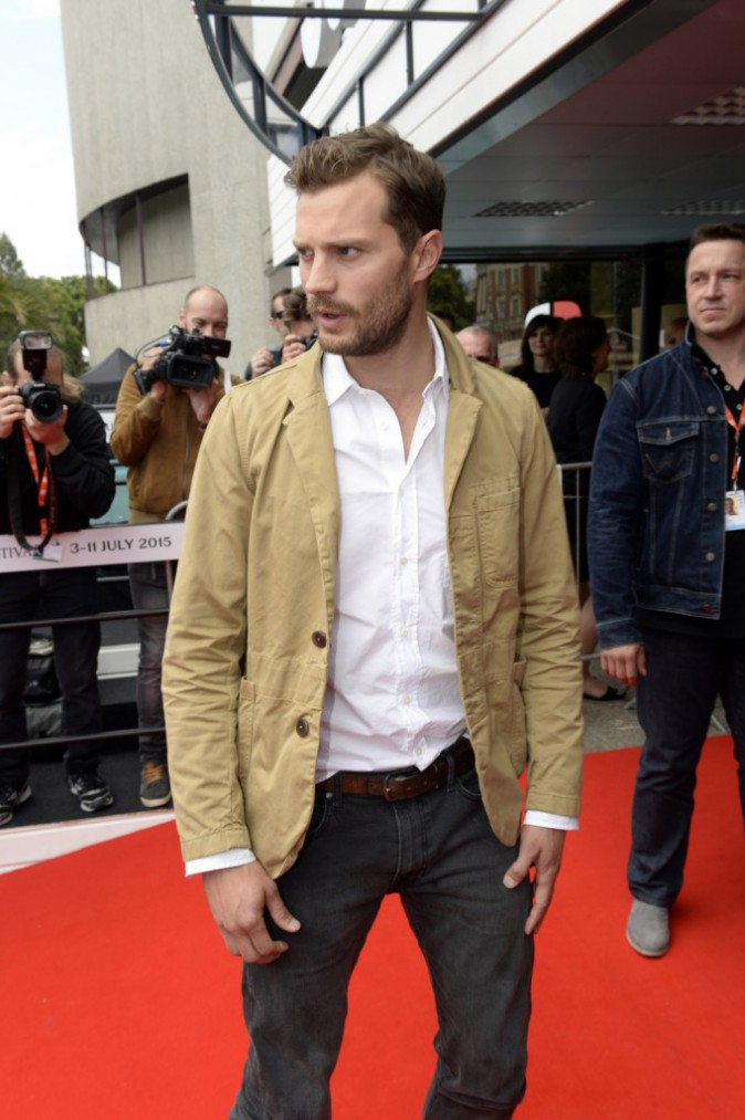 Public Man Crush : Jamie Dornan : Moins ténébreux que Christian Grey, mais tout aussi séduisant !