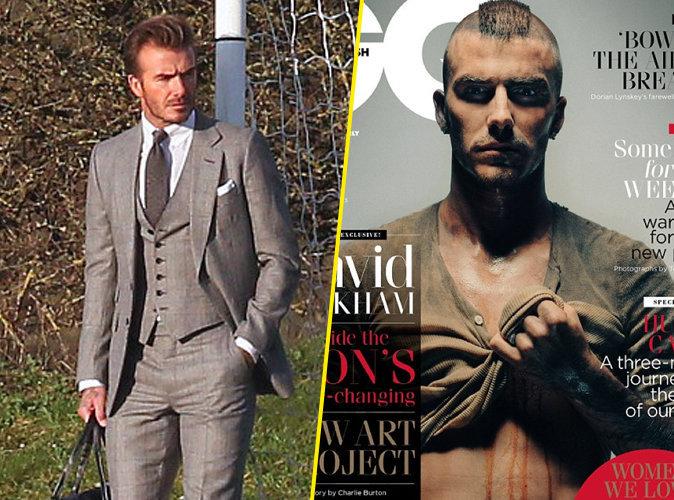 Photos : David Beckham : à tomber dans GQ et lors de son shooting pour Adidas !