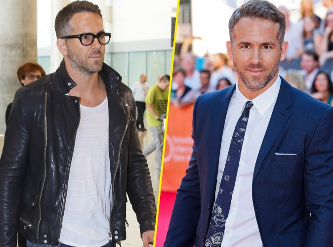 Public Man Crush : Ryan Reynolds aussi sexy en mode casual que sur tapis rouge !