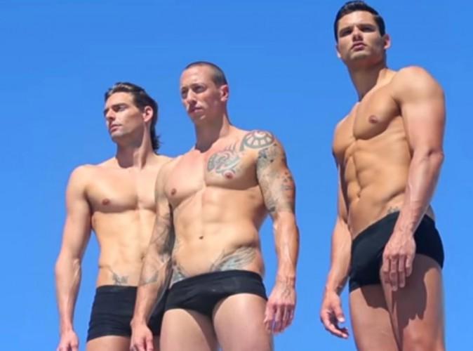 Public Man Crush : Vidéo : Les nageurs français aussi ont leur calendrier sexy !