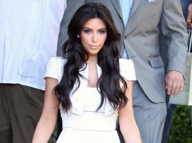 Kim Kardashian : découvrez combien elle a vendu les photos de son mariage !