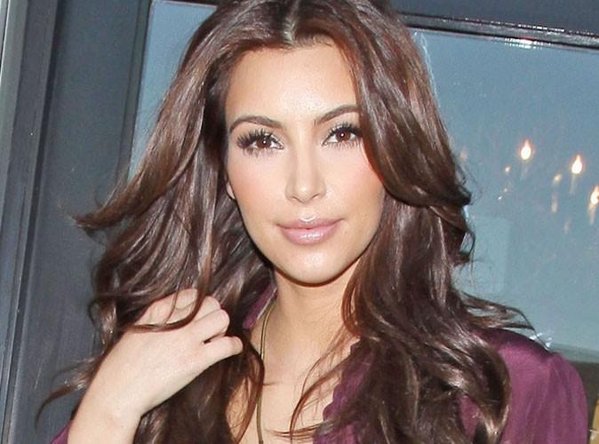 Kim Kardashian : elle s'est bien préparée pour la danse des mariés !
