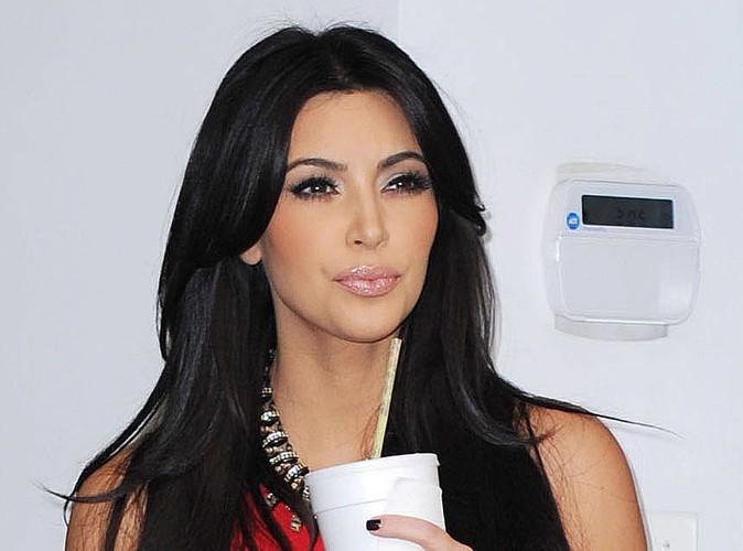 Kim Kardashian : elle s'est offert une ferrari pour son mariage !