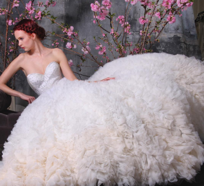 Mariage : Christian Siriano dévoile sa gamme de robes de mariées grande taille