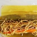 Etape 4 de la recette du pot-au-feu en makis