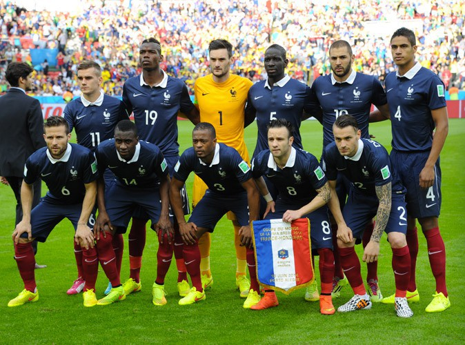 Coupe du monde 2014 suivez en direct le match france suisse - Poule coupe du monde foot ...