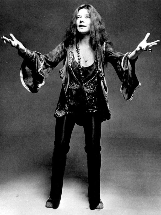 Janis Joplin est morte à 27 ans