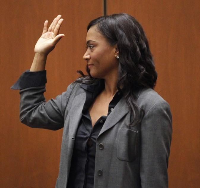 Elle a raconté la réaction du Dr. Murray lors du drame de 25 juin 2009