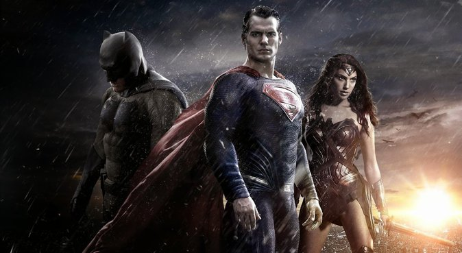 Batman vs Superman: On en sait plus sur Wonder Woman et elle est trop cool !