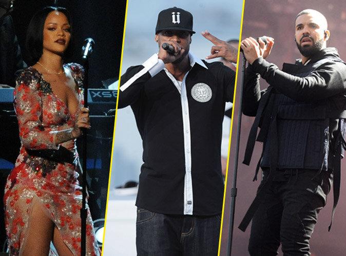 Drake, Booba, Rihanna : les artistes pr�f�r�s des Parisiens, arrondissement par arrondissement