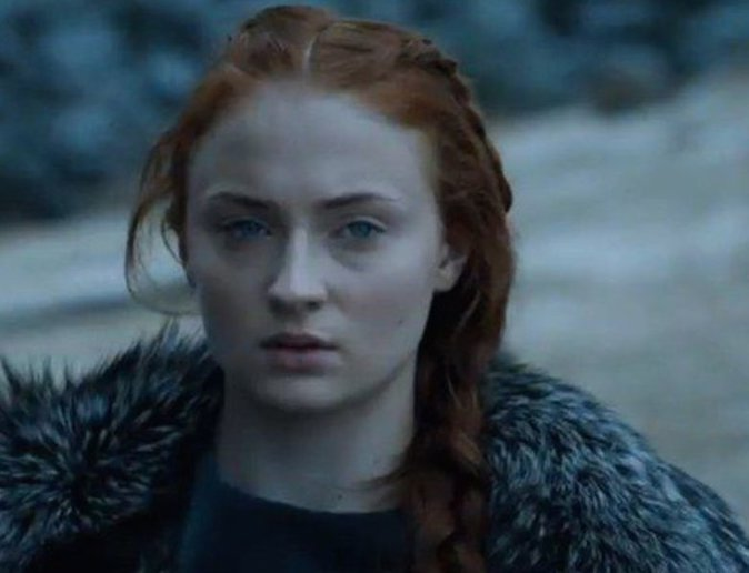 prostituee rousse game of thrones