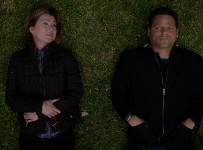 Grey's Anatomy : Alex et Meredith enfin en couple dans la saison 13 ? Shonda Rhimes répond !