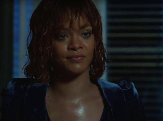 Rihanna : Les premières images de la chanteuse dans Bates Motel