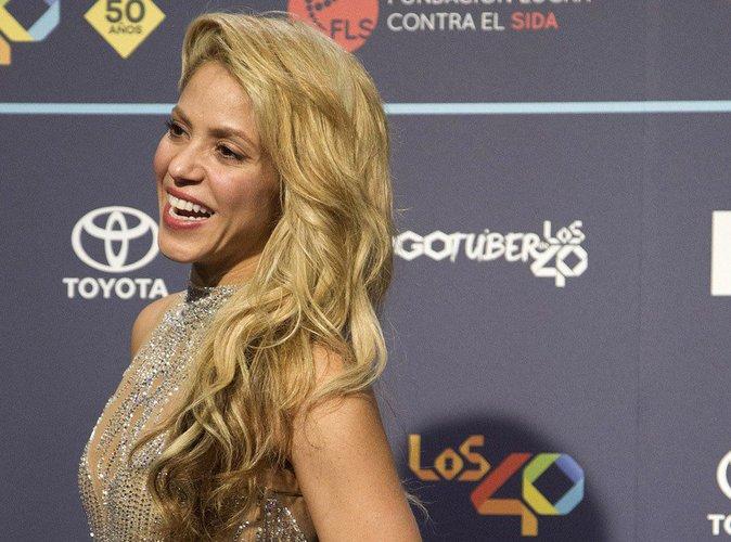 Shakira : la vidéo trop (trop) mignonne de son fils Sasha !