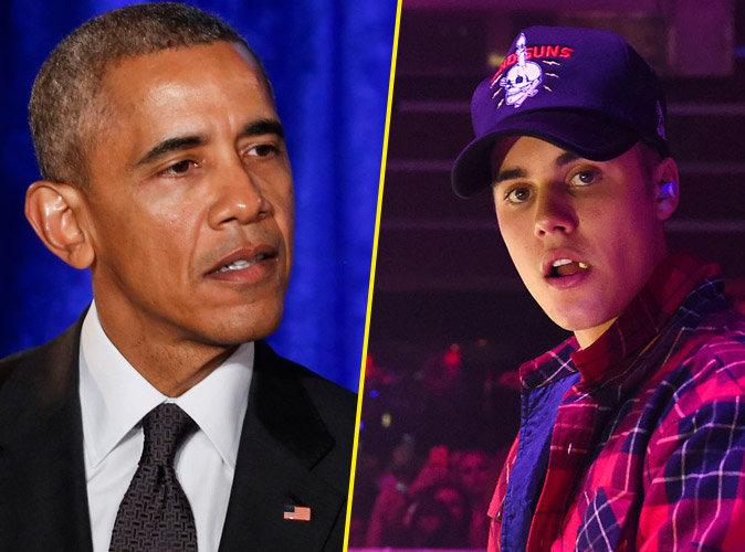 """Vidéo : Barack Obama chante """"Sorry"""" de Justin Bieber !"""