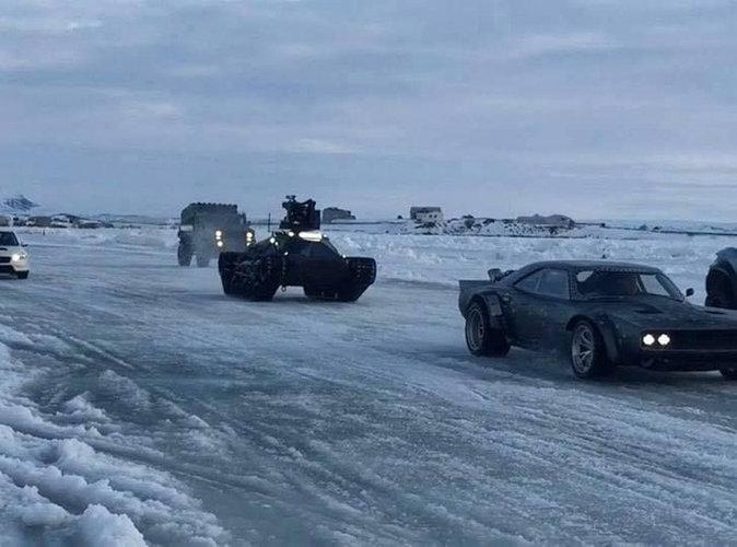 Fast & Furious 8 : des cascades � couper le souffle sur le tournage !