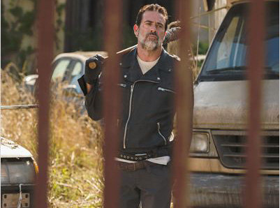 Walking Dead, saison 7 : L'interpr�te de Negan tout aussi choqu� que les spectateurs ! (Spoiler)