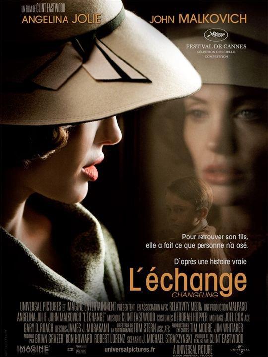 Angelina Jolie, L'échange