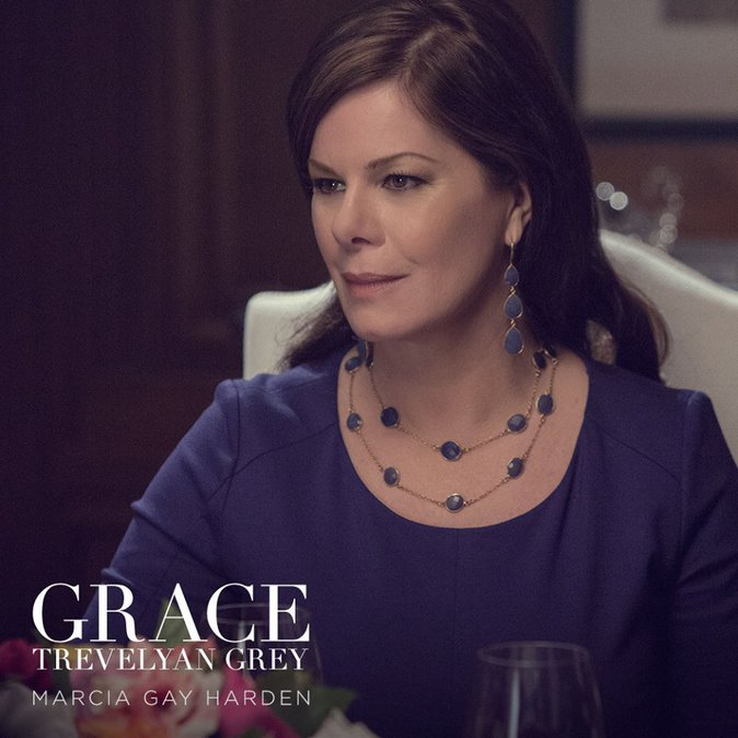 Mrs Grey / Marcia Gay Harden